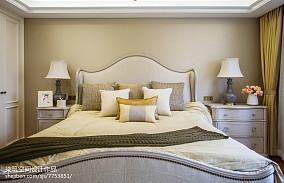 2018精选139平米欧式复式卧室实景图