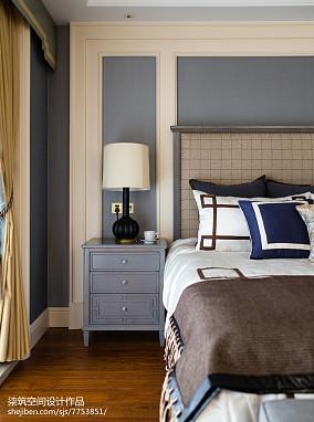 2018精选面积138平复式卧室欧式装修设计效果图片大全