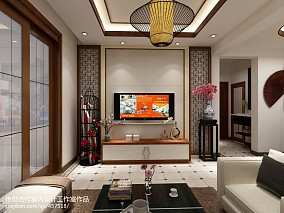 中式风格家装效果图