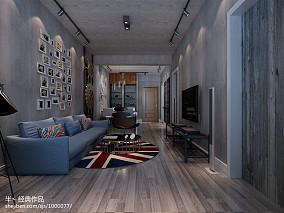 热门二居客厅设计效果图