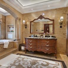 精致984平美式别墅卫生间图片大全