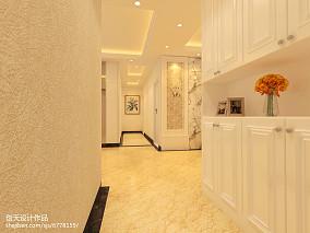 美式家居厨房厨柜图片