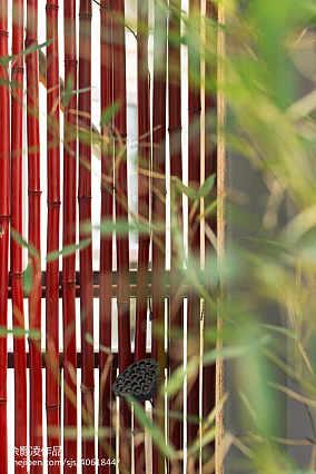 精美131平米四居阳台中式装修欣赏图片大全