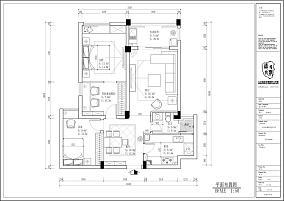 2014日式一居室家居装修图