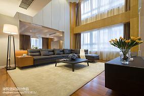 100平方客厅装修效果图