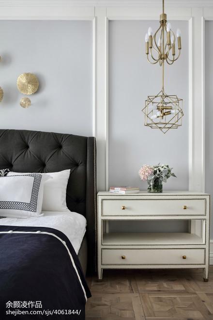 温馨146平混搭四居卧室图片欣赏卧室