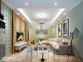 别墅现代风格橱柜图片