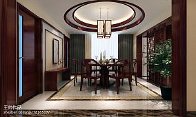 田园美式风格客厅设计