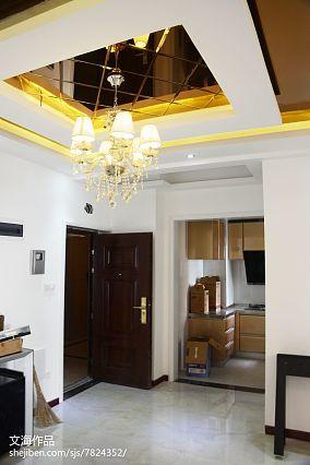 低调新中式风格别墅客厅