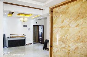 格调新中式风格别墅客厅