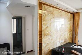 清美新中式风格别墅客厅
