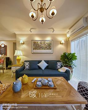 精选三居客厅效果图片欣赏