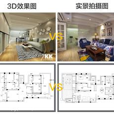 质朴331平美式别墅休闲区设计美图