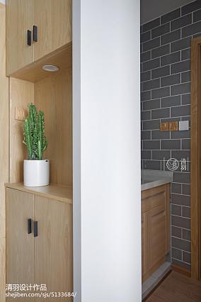 精选小户型卫生间北欧实景图家装装修案例效果图