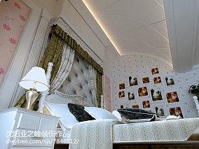 精美别墅卧室简欧装修效果图片欣赏