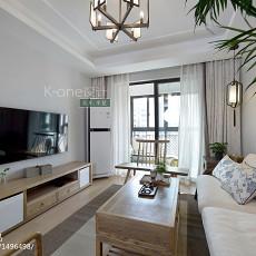 华丽125平中式三居客厅效果图片大全