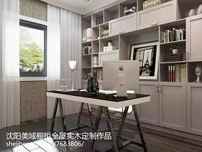 2018精选70平米简约小户型休闲区实景图片