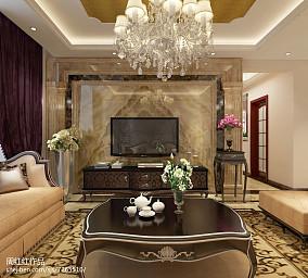 日式风格别墅室内过道装修设计