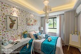 精选卧室中式装修设计效果图片大全