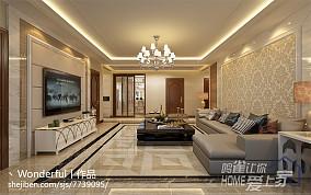 现代简约室内装修设计图片