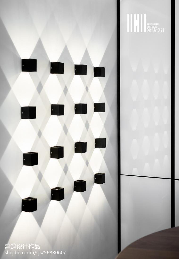精美91平米三居餐厅现代装修设计效果图片大全厨房现代简约餐厅设计图片赏析