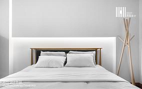 2018101平米三居卧室现代装修实景图片欣赏