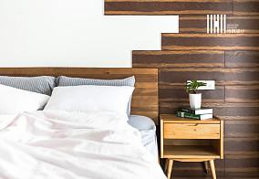 精美97平方三居卧室现代装修效果图片