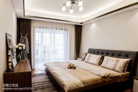 热门北欧卧室实景图片卧室