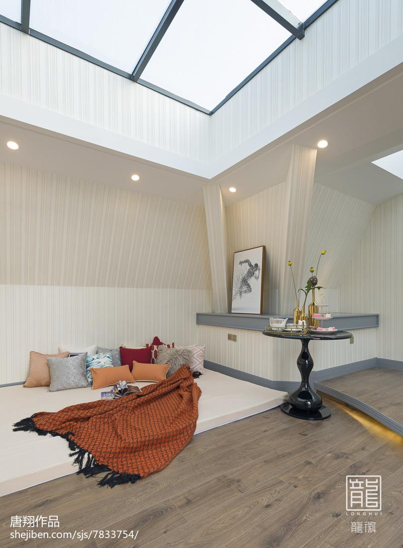 样板房休闲区设计