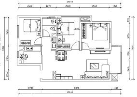 卫浴店面展示区装修设计效果图