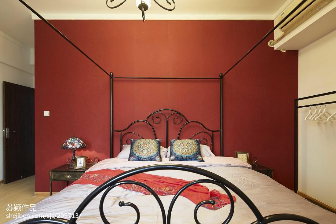卧室墙面效果图