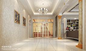 现代简约客厅木地板贴图
