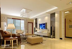 美式装修客厅装修设计