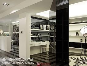 赣州中航云府E2户型居室:4室2厅2卫1厨建筑面积:158.08㎡装修效果图_2686457