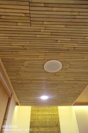 大气榻榻米客厅装修