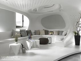 精致711平现代别墅设计美图厨房现代简约设计图片赏析