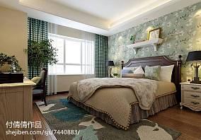 三居室室内家装设计效果图