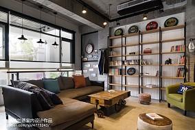 精美复式客厅效果图片