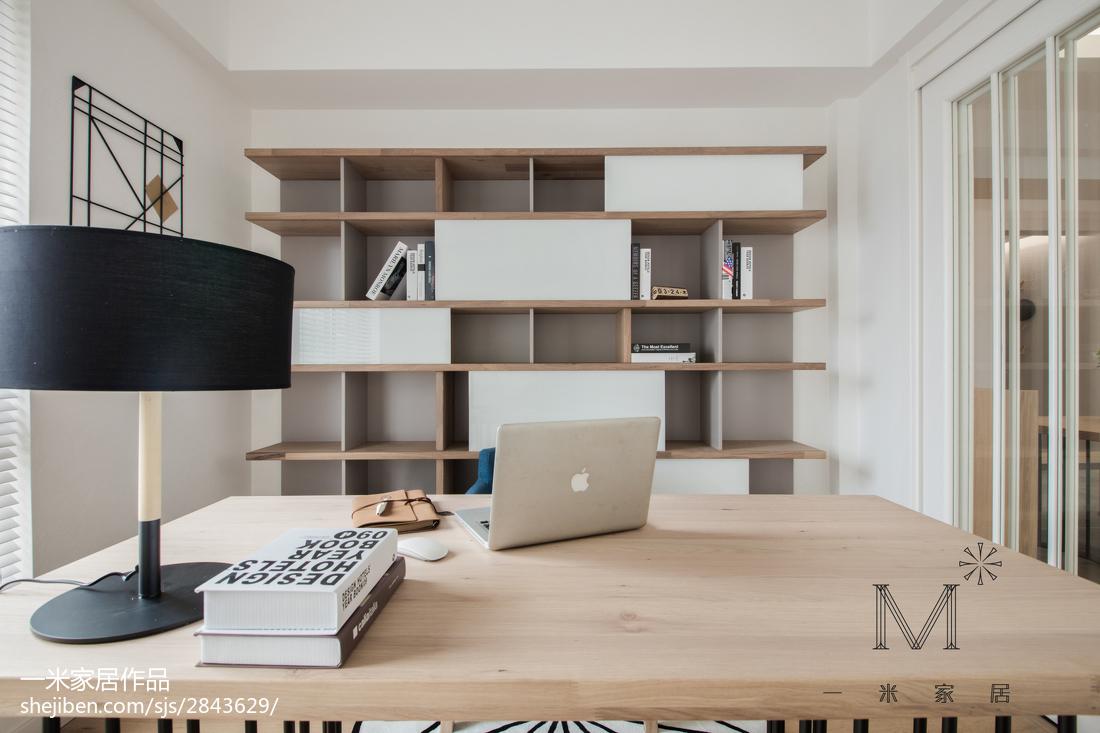 温馨89平日式三居书房装修图片功能区日式功能区设计图片赏析