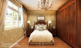 现代简约风格两室两厅客厅吊顶装修图