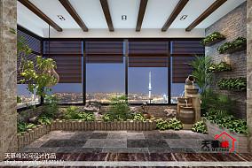 简约温馨风格客厅装饰设计效果图