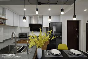 热门二居厨房现代效果图