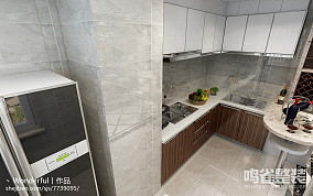 现代创意厨房装修风格