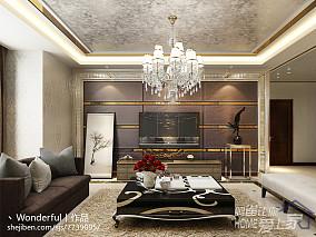 上海高档别墅装修图片