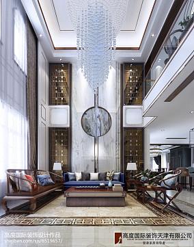 精选现代风格别墅室内设计图片