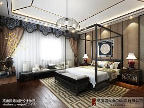 2018现代风格别墅室内装修图片