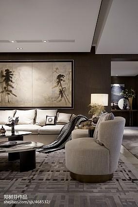 热门东南亚别墅客厅装修图片大全