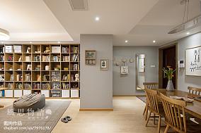 2019143平日式四居客厅设计效果图