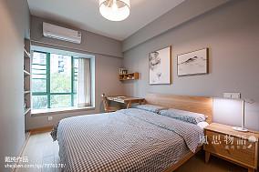 2018精选面积137平日式四居卧室装修欣赏图片大全卧室2图日式设计图片赏析