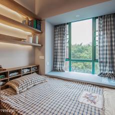 精美日式四居书房装修实景图片欣赏